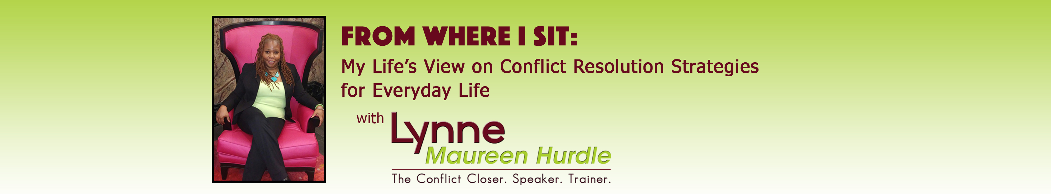Conflict Resolution Tips and Blog